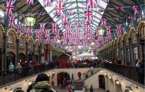 英国购物-新考文特花园市场