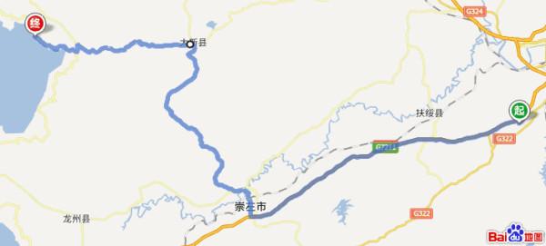 涠州镇地图
