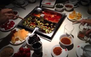 上海美食-海底捞火锅(长寿路店)