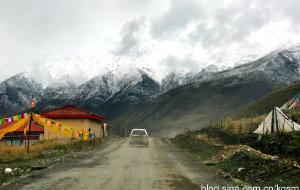 【德格图片】行在路上之西藏:(4)甘孜-德格(行驶约209公里)