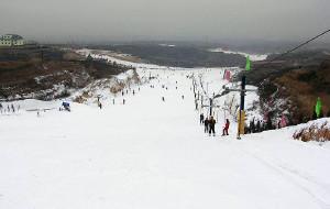 山西娱乐-九龙滑雪场
