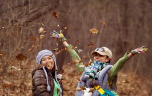 【怀柔图片】'年末冬至、一场山旅'