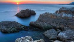 长岛景点-大黑山岛