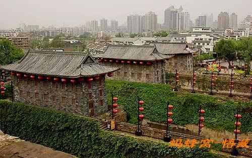 中国古城堡之旅图片
