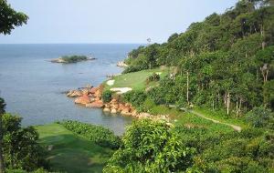 民丹岛娱乐-Laguna Bintan Golf Club