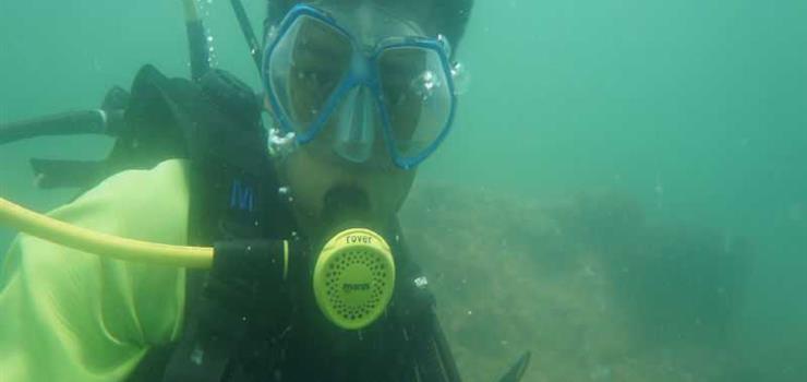 海贝湾潜水基地
