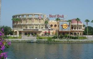 奥兰多美食-Hard Rock Cafe
