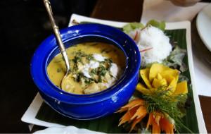 曼谷美食-蓝象餐厅