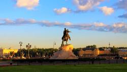 圣彼得堡景点-十二月党人广场(Decembrists' Square)