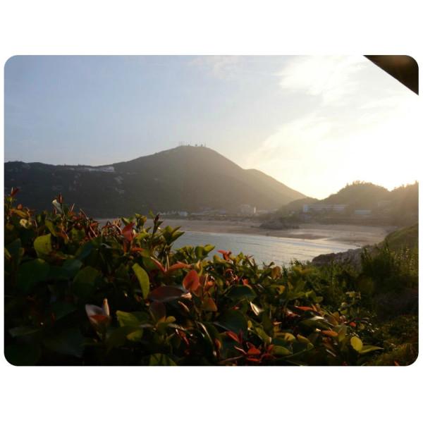 2014 in 南麂岛 看湛蓝海水,晒遗世阳光(中国版济州岛