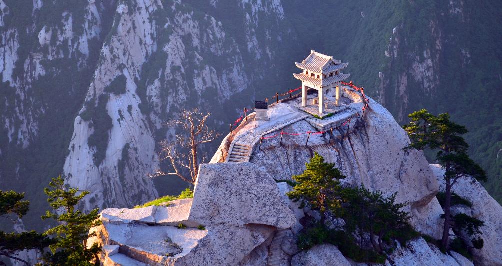 华山旅游图片,华山自助游图片,华山旅游景点照片 马蜂窝图库 马蜂窝
