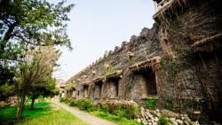 扬州景点-唐城遗址