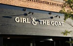 芝加哥美食-女孩和山羊餐厅