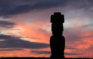 【复活节岛图片】Easter Island复活节岛(1)- 遥远国度智利行(九)
