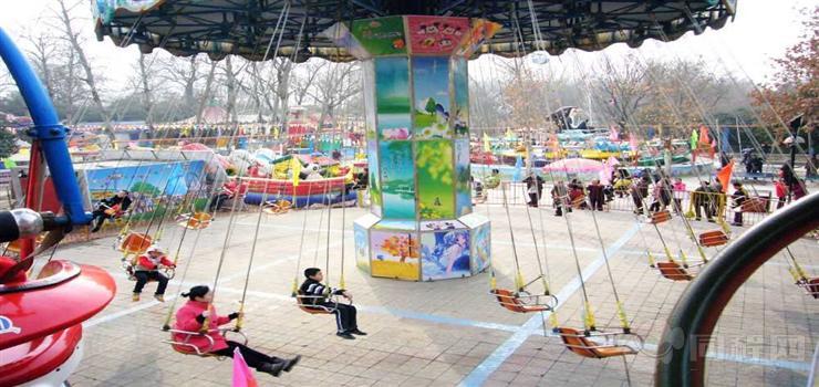 长乐公园游乐场