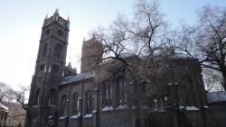 哈尔滨景点-呼兰天主教堂