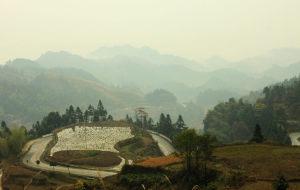 【新化图片】湖南紫鹃界——安静的山里人家