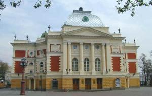 贝加尔湖娱乐-Okhlopkov Drama Theater