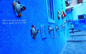 【摩洛哥图片】摩洛哥的零一夜