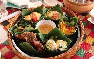 暹粒美食-吴哥棕榈餐厅