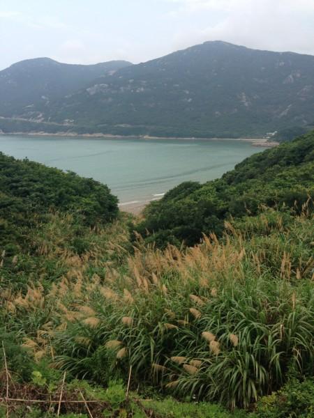 朱家尖 游记  大青山国家森林公园是一个军事基地,由于山上部分景点被