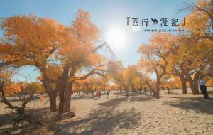 【银川图片】蓝先生在路上:西行漫记(兰州-敦煌-嘉峪关-额济纳-银川)