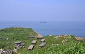 【渔山岛图片】向往蔚蓝色的大海——渔山岛FB游!