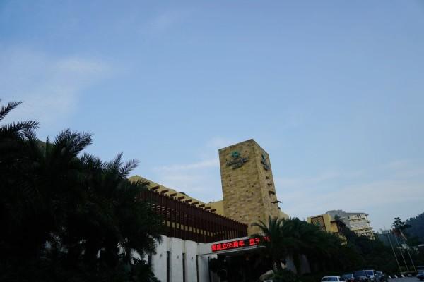 北海金秀大厦平面图