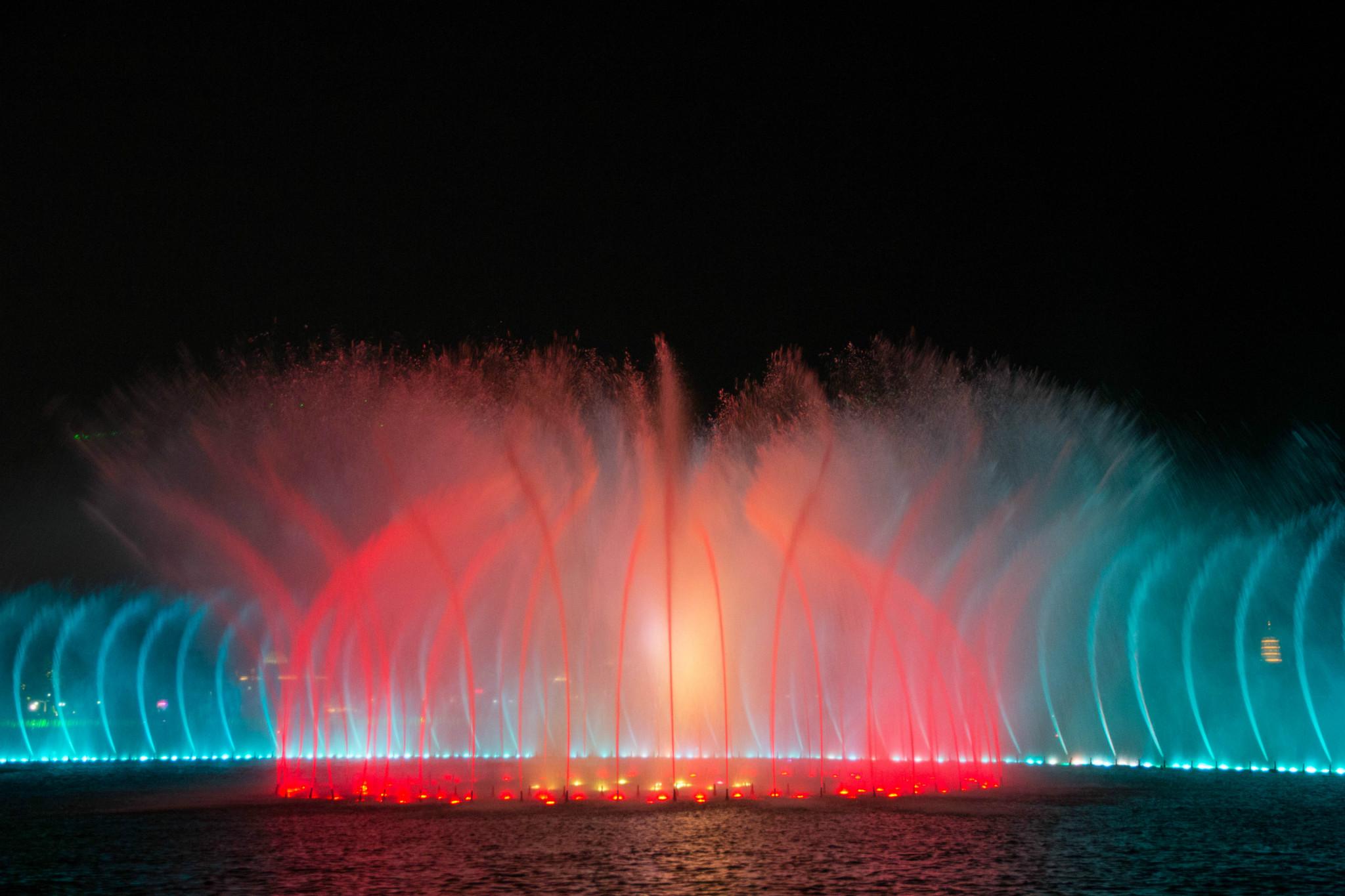 杭州音乐喷泉都有哪些?杭州哪里有音乐喷泉?杭州有哪几个音乐喷泉?