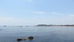 青岛景点-第三海水浴场