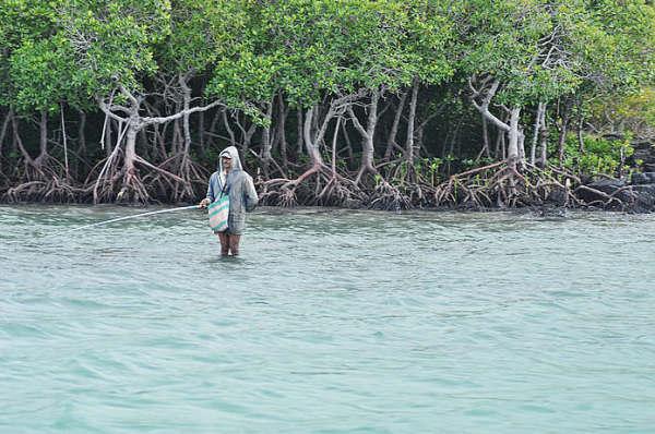 码头上遇到的小老外:   快艇码头:   和船老大在一起:   岛上的宁静:   儿童泳池:   孩子们画画的地方:   在快艇上看到一位渔民在海钓:
