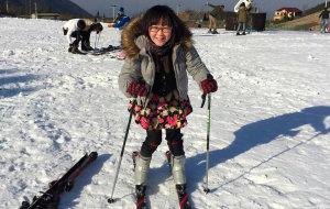 【安吉图片】安吉滑雪、溧水赛车,让这个冬季的周末动起来!--vivi视角