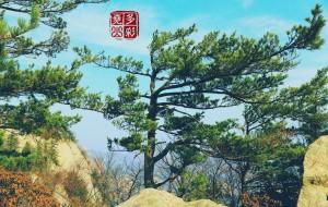 【平顶山图片】初冬的尧山