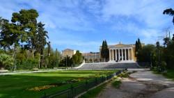 希腊景点-国家花园(National Gardens)