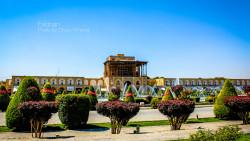 伊斯法罕景点-阿里卡普宫(Ali Qapu Palace)