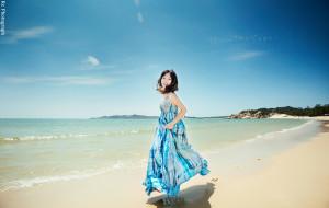 【平潭图片】#福州平潭旅拍#日光倾城,意想不到的海天一色。