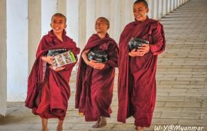 【蒲甘图片】那么简单,这么快乐,看不厌的日出日落,在缅甸