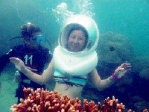 芭提雅娱乐-海底漫步