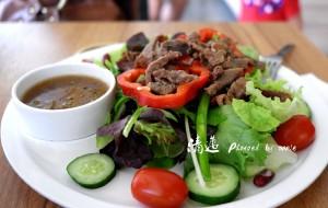 清迈美食-The Salad Concept
