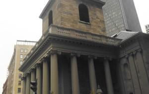 波士顿娱乐-King's Chapel