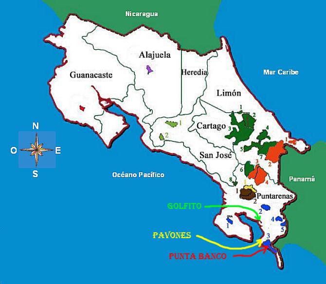 – 2015新年在哥斯达黎加(热带雨林,火山,海滩,野生动物全接触)