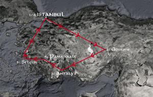 【伊斯坦布尔图片】#花样游记大赛#八月土耳其(卡帕多西亚热气球求婚+蓝绿海岸+伊斯坦布尔)