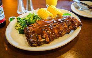 美国美食-Tony Roma's Restaurant