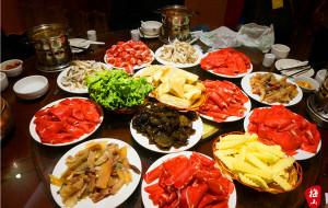 香格里拉美食-一尊牦牛全席(神川巷店)