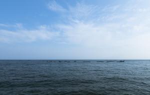 【黄岛图片】天地一线