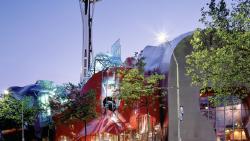 西雅图景点-音乐体验博物馆(EMP Museum)