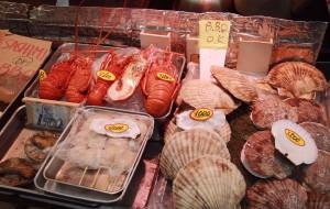 日本美食-黑门市场