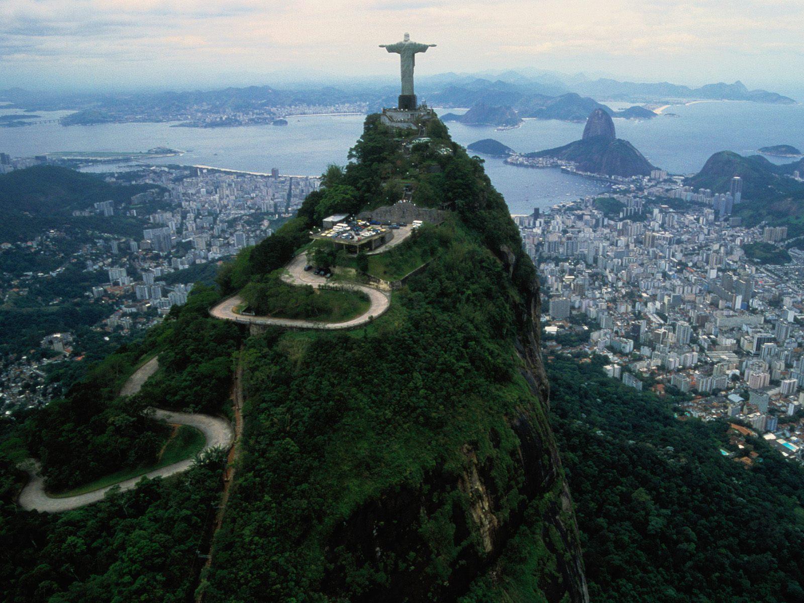 【里约热内卢,感受来自拉美的狂野】