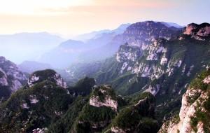 【河南图片】有你的远方那才是天堂 | 郭亮&王莽岭之横跨两省走歪腿之行