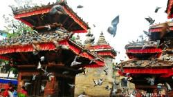 加德满都景点-帕坦杜巴广场(Patan Durbar Square)